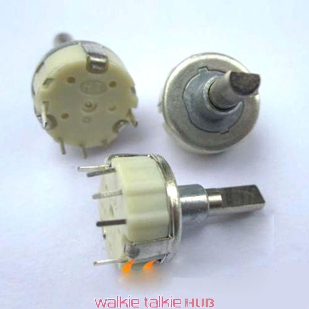 Car Volume Control Switch For Motorola Mobile Radio GM340 GM360 GM380 GM338