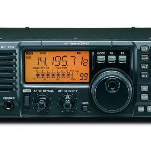 Icom IC-718 HF All Band Amateur Base Transceiver 100 Watts