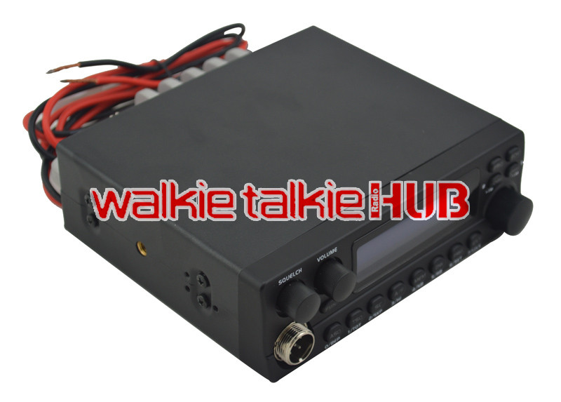 High Power Anytone AT-5289 Mobile CB Radio 60W 25 615-30 105 MHz In