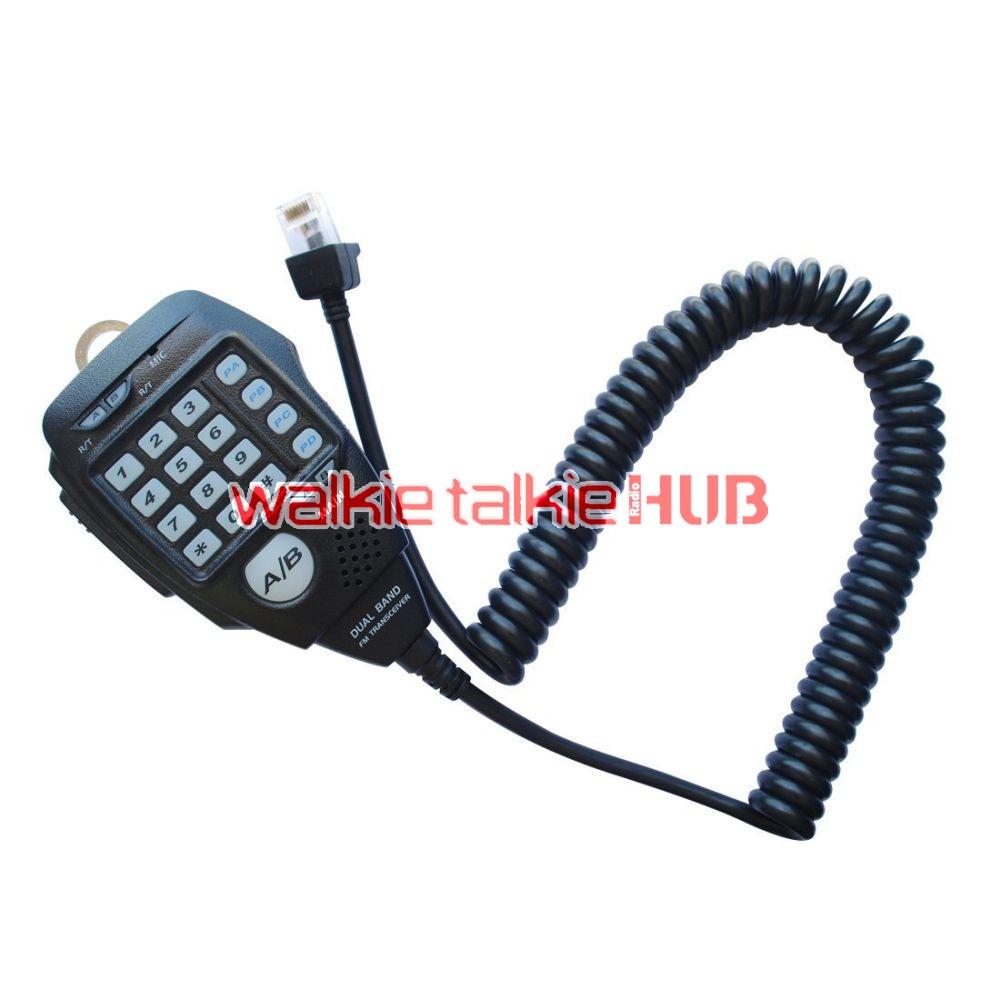 PTT SPEAKER MICROPHONE FOR ANYTONE AT-5888UV AT-588UV AT-778UV CB RADIO