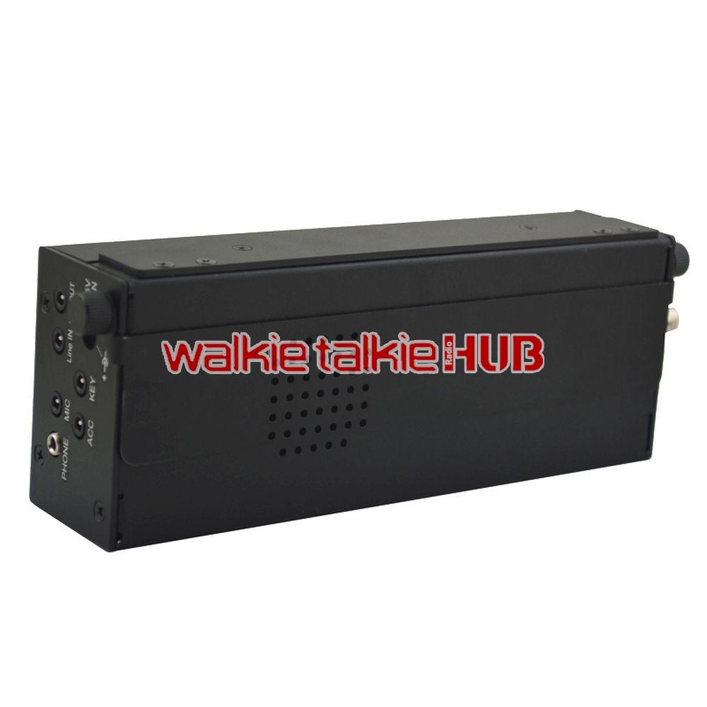 Resent RS-918SSB mcHF HF Radio SDR Transceiver Mobile Radio