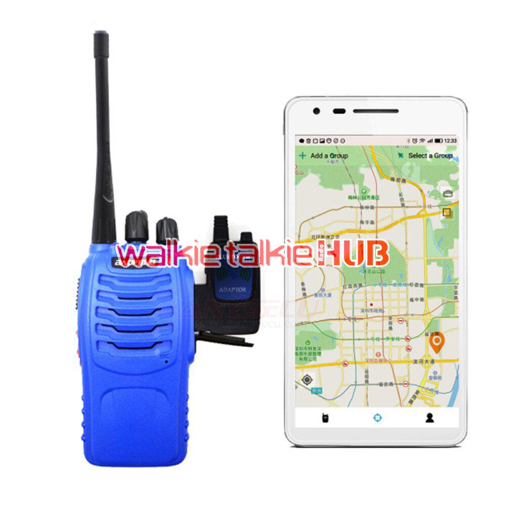 Wireless Bluetooth Programming Adaptor For Baofeng UV-5R .