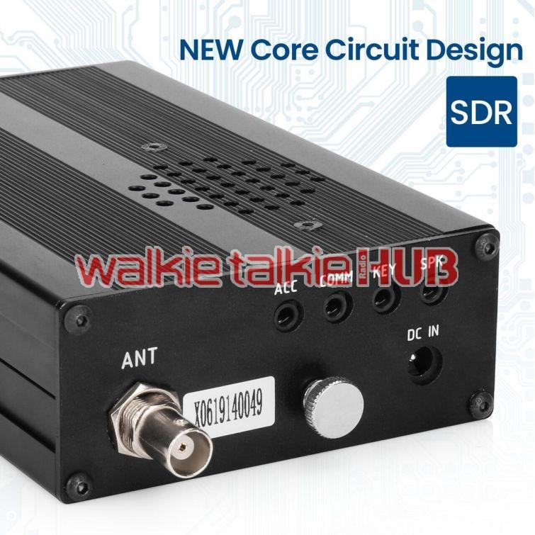 NEW Version XIEGU G1M HF Transceiver Portable Multi-band QRP CB Radio