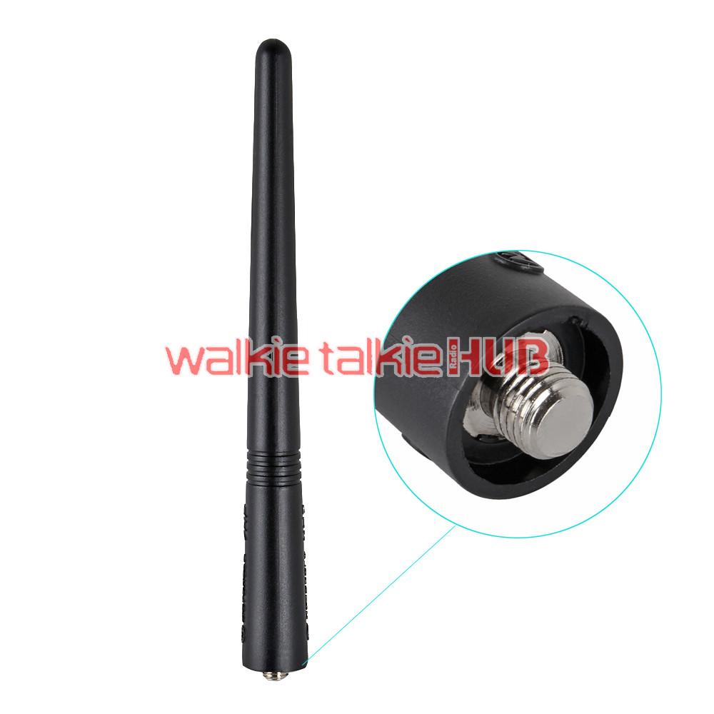 5 VHF Antenna For Motorola Walkie Talkie GP68 GP88 GP88S GP328 GP338